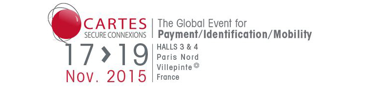 Cartes Secure Connexions 2015 (Paris)
