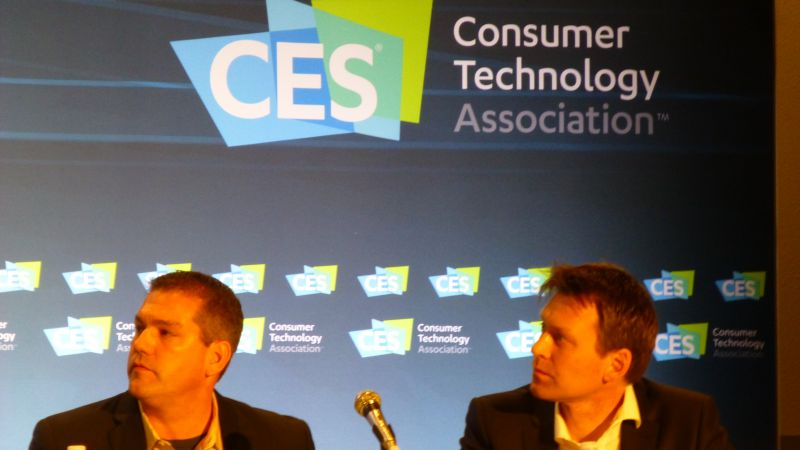 #CES2016 – Big is beautiful